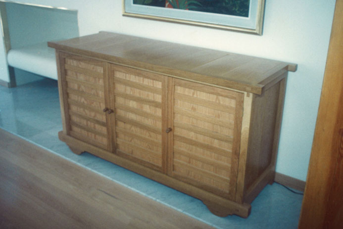 hallway console, timber console table, timber storage
