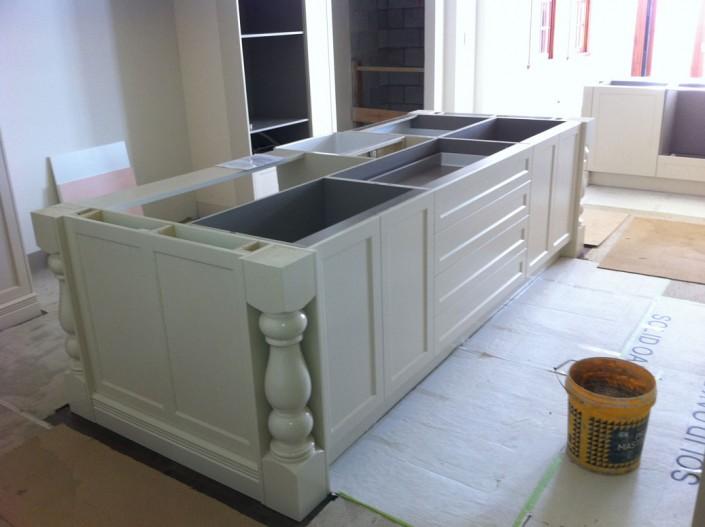 Hampton kitchen, custom kitchen