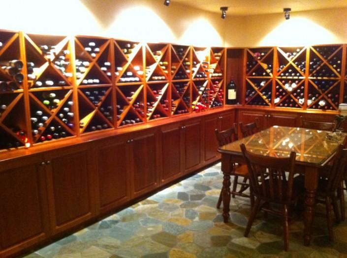 wine cellar, custom wine, cellar, custom furniture